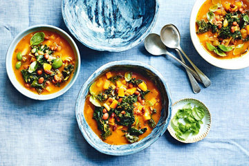 Универсальный суп минесторне
