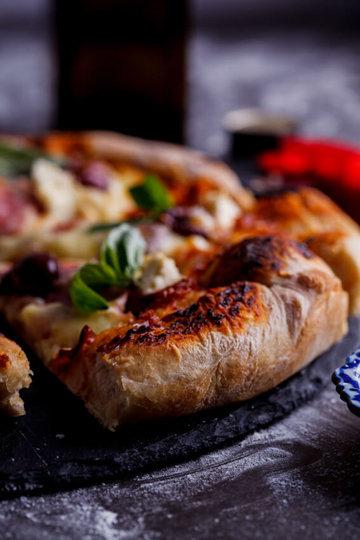 Чит-пицца