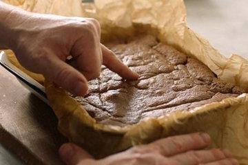 Шоколадный торт 1
