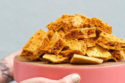 Карамель рецепт Honeycomb