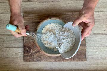 Вафли рецепт на сковородке 5