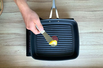 Вафли рецепт на сковородке 7