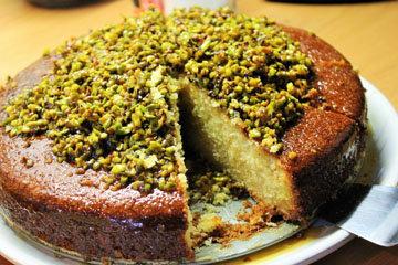 Джейми печет торт Медовик по-гречески