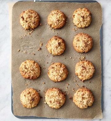 Как приготовить овсяное печенье с изюмом
