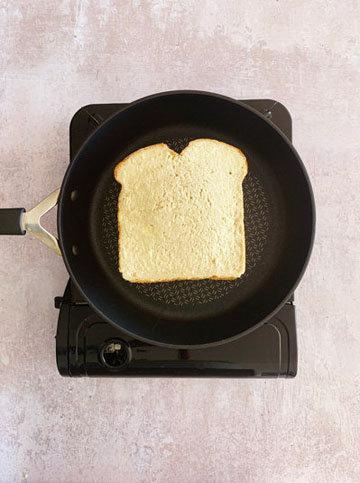 Тост с сыром на сковороде от Джейми 3
