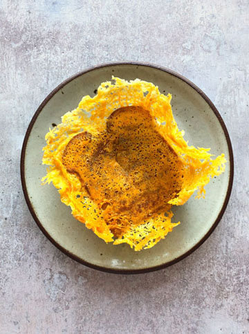 Тост с сыром на сковороде от Джейми 6