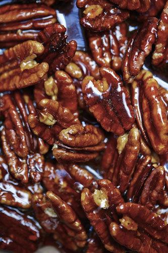пралине из орехов