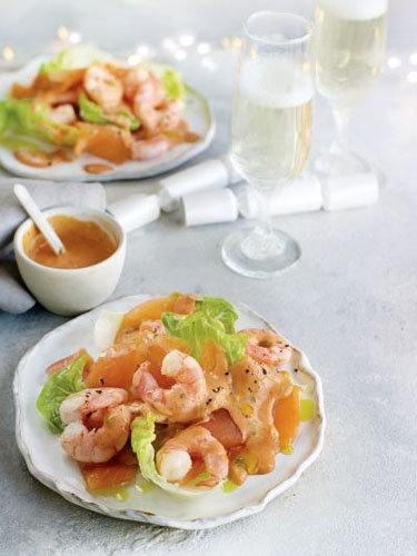 Как приготовить из морепродуктов морской коктейль