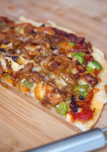 Как приготовить на день Канады пиццу в домашних условиях