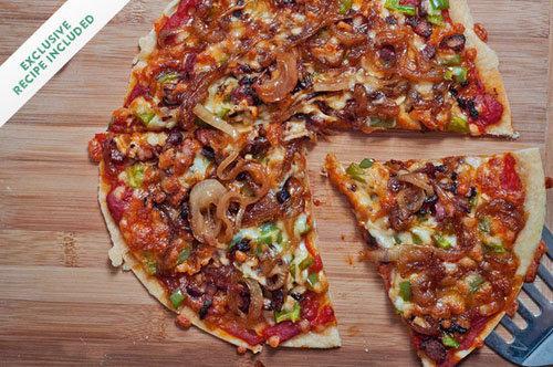 Пицца домашняя рецепт
