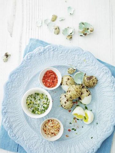 Соль для перепелиных яиц вкрутую