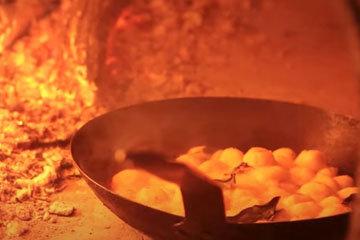 картофельные ньокки жареные 2