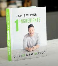 Джейми НОВАЯ Книга 1 Ингредиент Быстрая и легкая еда