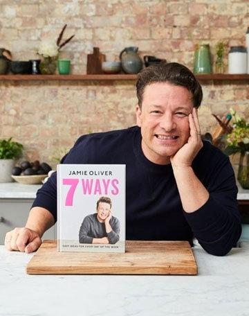Новая книга знаменитого повара