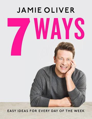 24. Новая книга знаменитого повара 7 способов простые идеи на каждый день недели