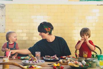 Дети готовят еду. Рецепты