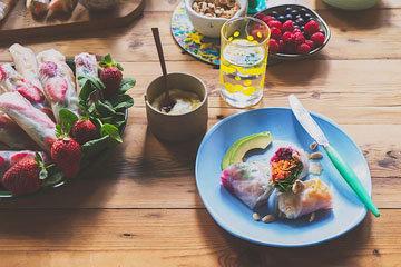 Как дети готовят еду рецепты для детей летом