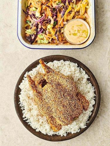 Как приготовить жареную курицу с овощами