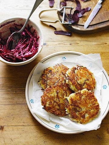 Рести - рецепт драников картофельных