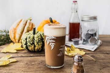 Рецепты на Хэллоуин напитки тыквенный латте