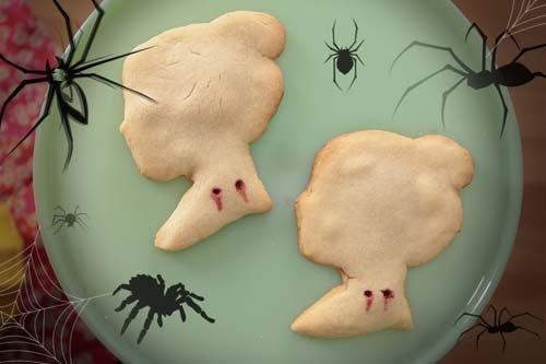 Рецепты на Хэллоуин простые