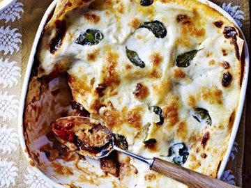 Лазанья - итальянское блюдо из пасты