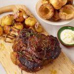 Ростбиф - рецепт говядины простой