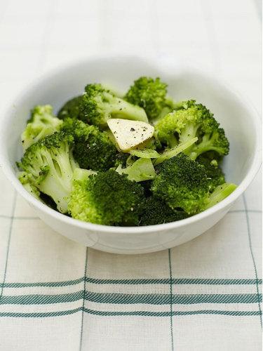 Супер простая брокколи