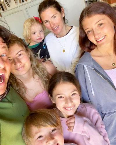 В семье 5 детей