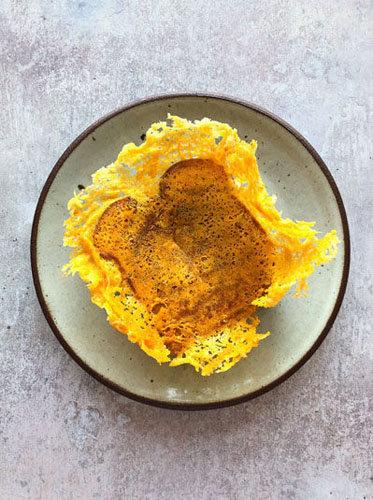 Как приготовить сырный тост на день Валентина 6