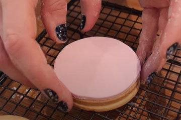 Украшение печенья 6
