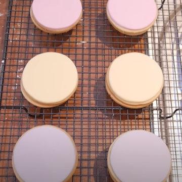 Украшение печенья 7