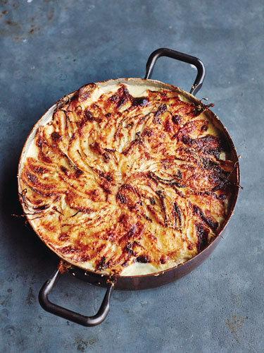 Запеченный картофель рецепт al forno