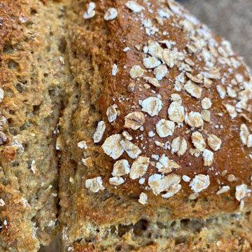 Как Джейми и Бадди готовили хлеб без дрожжей 2
