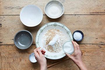 Как приготовить бездрожжевой хлеб 2