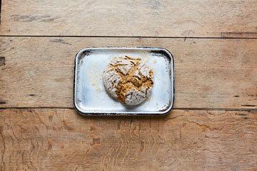 Как приготовить бездрожжевой хлеб 9