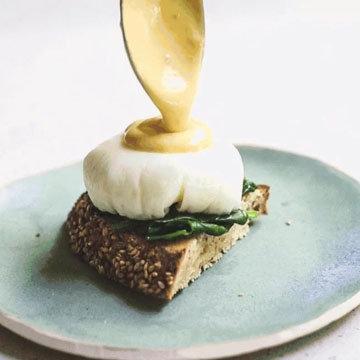 Как приготовить идеальный соус холландез 7
