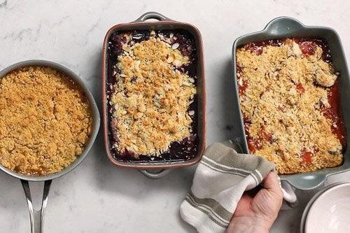 Рецепты десертов на 8 Марта