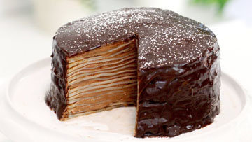 блинный торт рецепт из 30 блинов