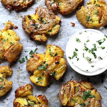 рецепт очень вкусного картофеля, запеченного в духовке 1