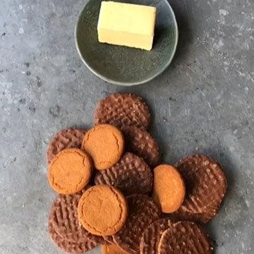 шоколадный чизкейк 2