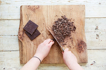 КАК СДЕЛАТЬ шоколадное ЯЙЦО на Пасху 1