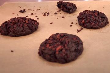 Как испечь шоколадное печенье 11