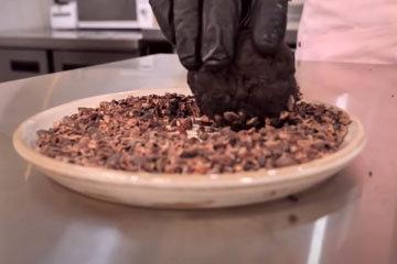 Как испечь шоколадное печенье 9