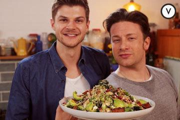 Полезный вкусный салат