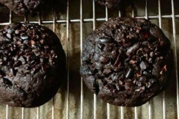 печенье в духовке Шварцвальд Нью-Йорк