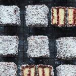 Австралийское пирожное Ламингтон
