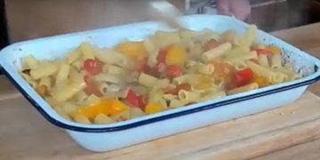 Паста с сыром рецепт Джейми 3