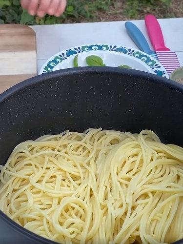 7. Спагетти