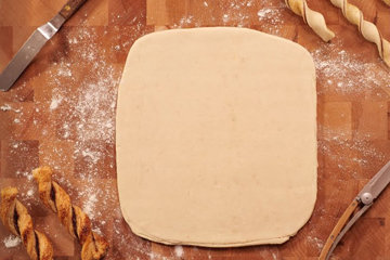 Быстрое слоеное тесто Джеммы